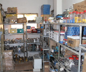 Electrical Parts Store