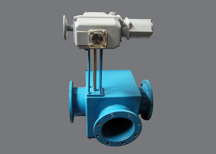 3 Way motorized heat Recovery valve