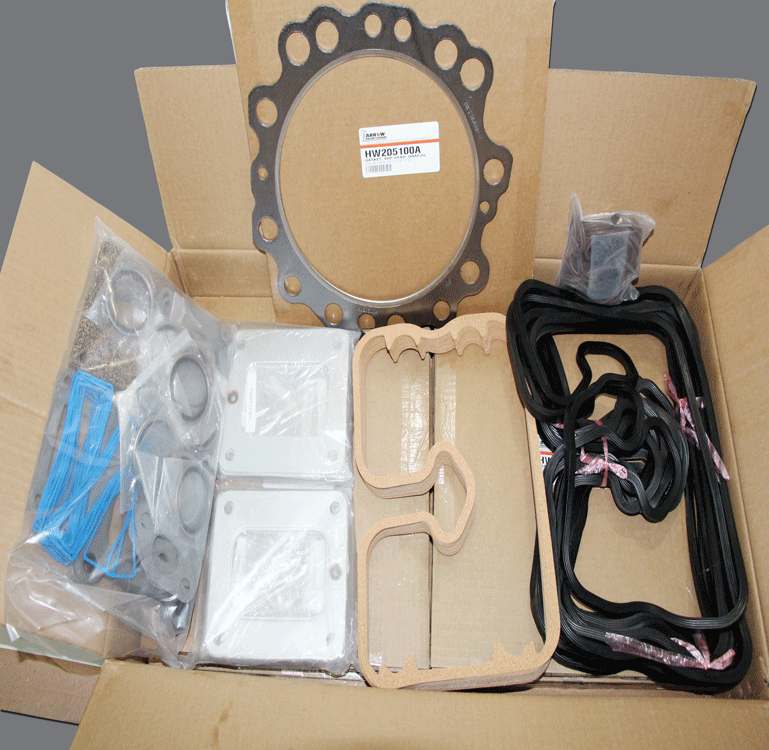 Head Gasket Complete Set (VHP Series)